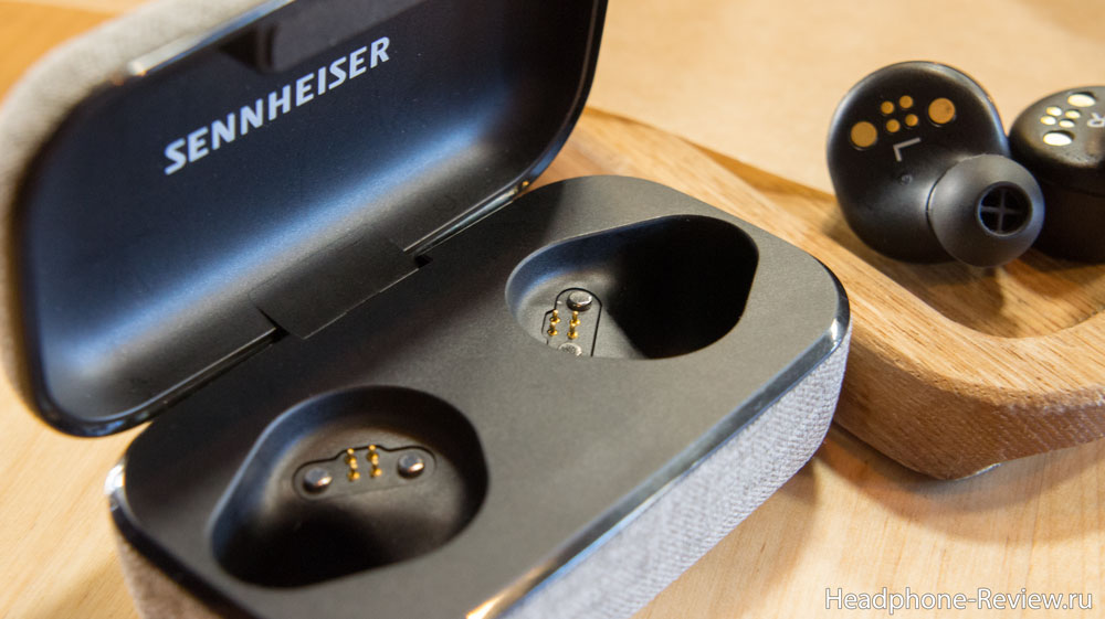 Беспроводные наушники Sennheiser Momentum True Wireless