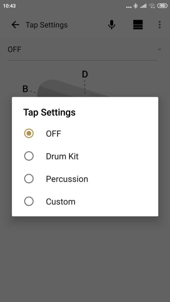 Настройки Party Booster в Выбор кодека Bluetooth в Sony Music Center