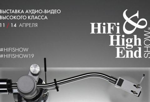 Hi-Fi & High End Show 2019