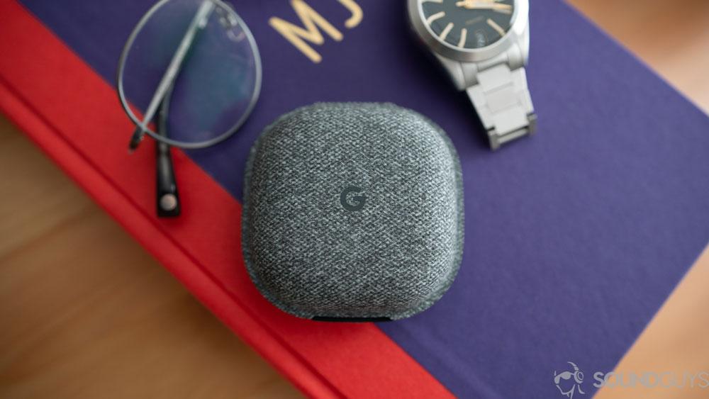 Беспроводные наушники Google Pixel Buds