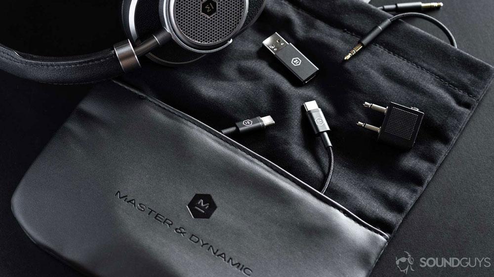 Беспроводные наушники Master & Dynamic MW65