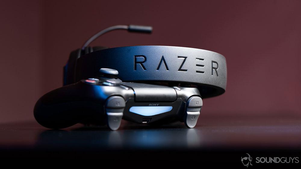 Игровая гарнитура Razer Kraken X