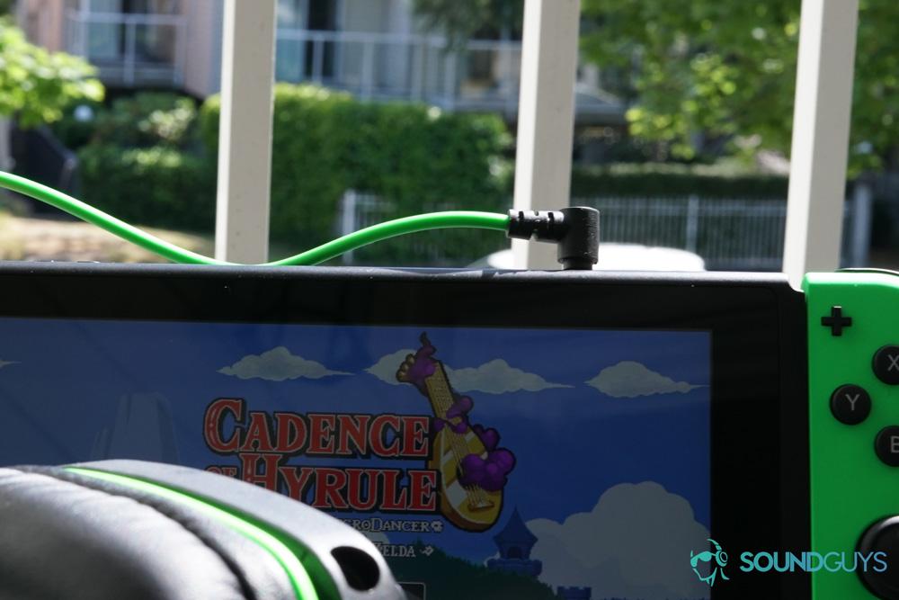 Игровая гарнитуры Razer Electra V2
