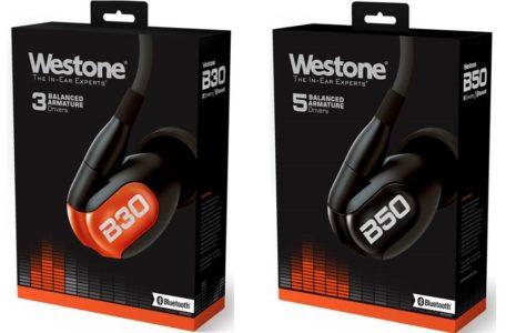 Westone B30BT и Westone B50BT