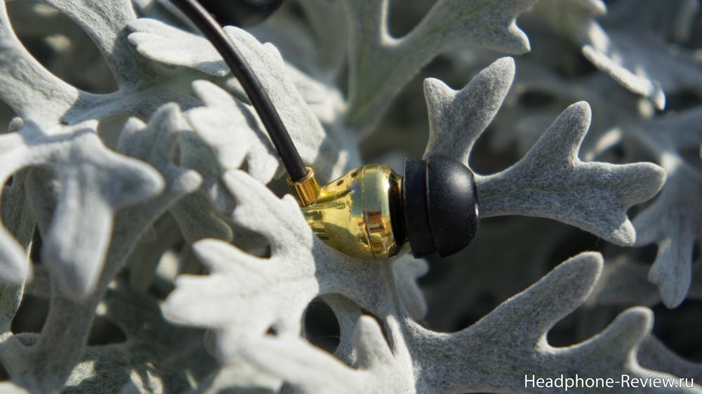 Внутриканальные наушники HIFIMAN RE800 Gold