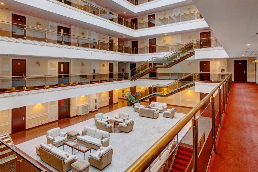 Отель «Бородино» 4*