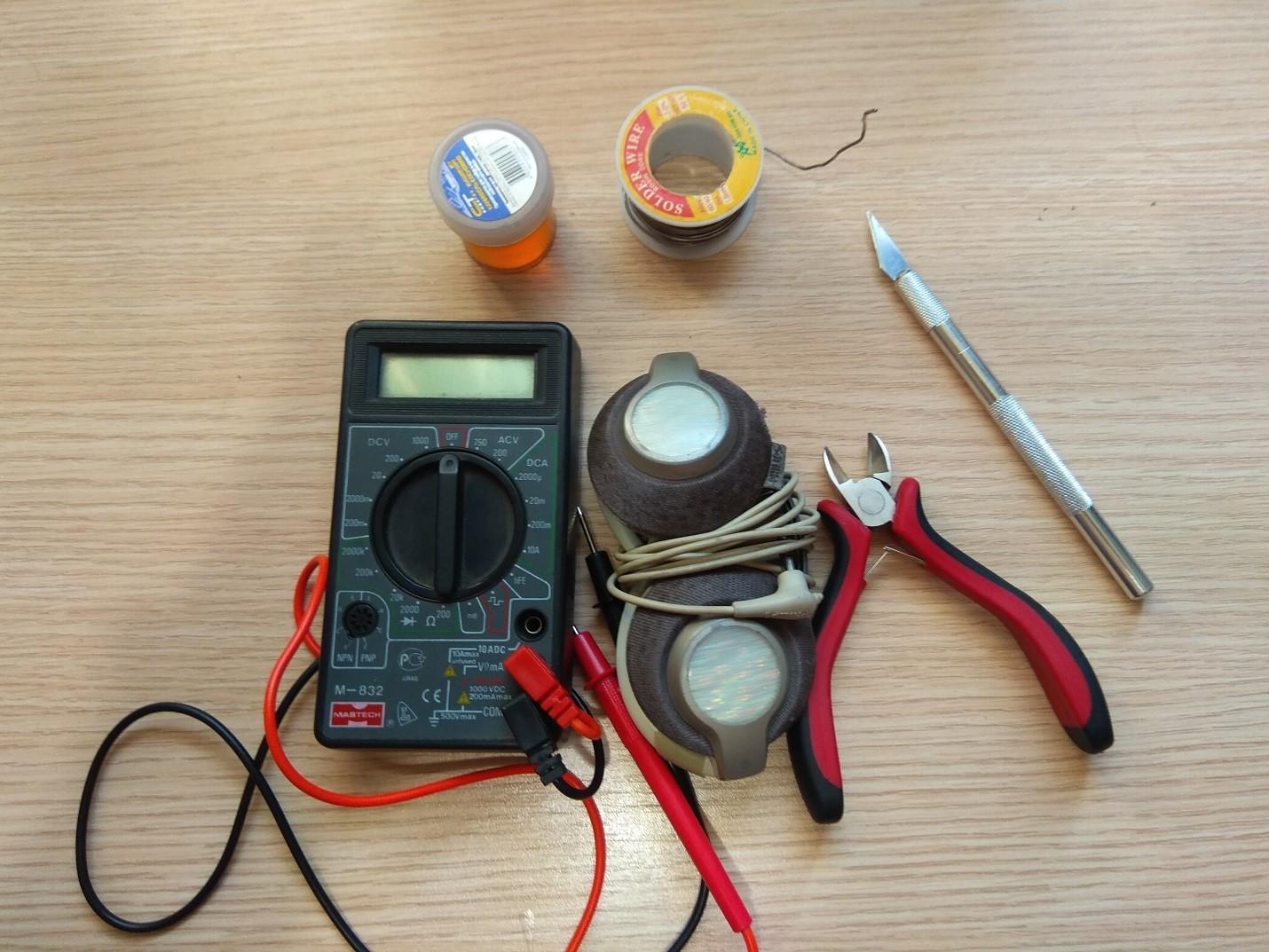 Что делать, если наушники порвались: самостоятельное спаивание проводов