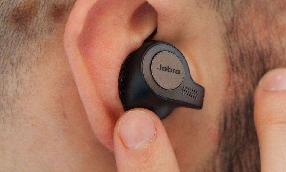 Наушники Jabra Elite 65t – качественная передача звука
