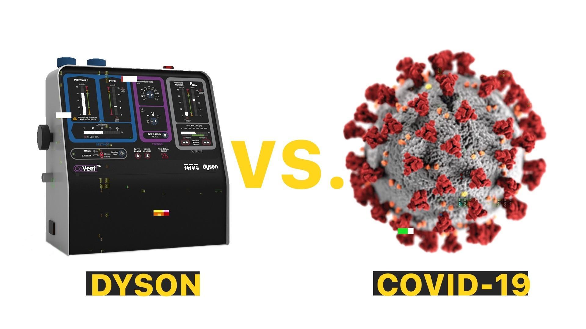 Новый аппарат CoVent для вентиляции легких у заболевших коронавирусом