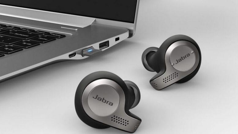 Беспроводная гарнитура Jabra Evolve 65t – путь в будущее