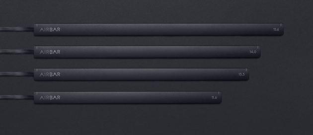 Как превратить стандартный ноутбук в сенсорный: гаджет AirBar