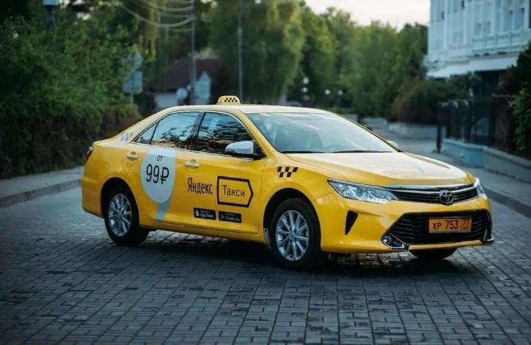 У водителей «Яндекс.Такси» появится кнопка «Помощь»