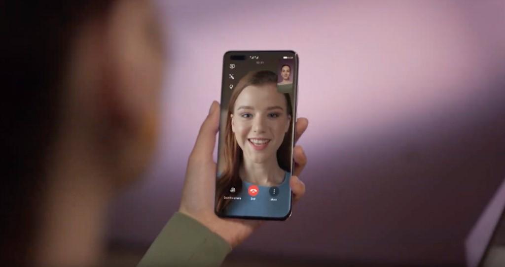Huawei презентовали новую версию графического интерфейса