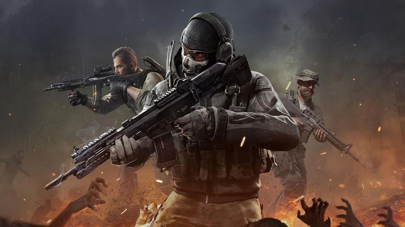 Как быстро поднять уровень в Call of Duty: Mobile