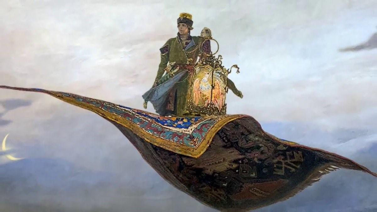 6 чудо-предметов из русских народных сказок, уже вошедших в нашу жизнь