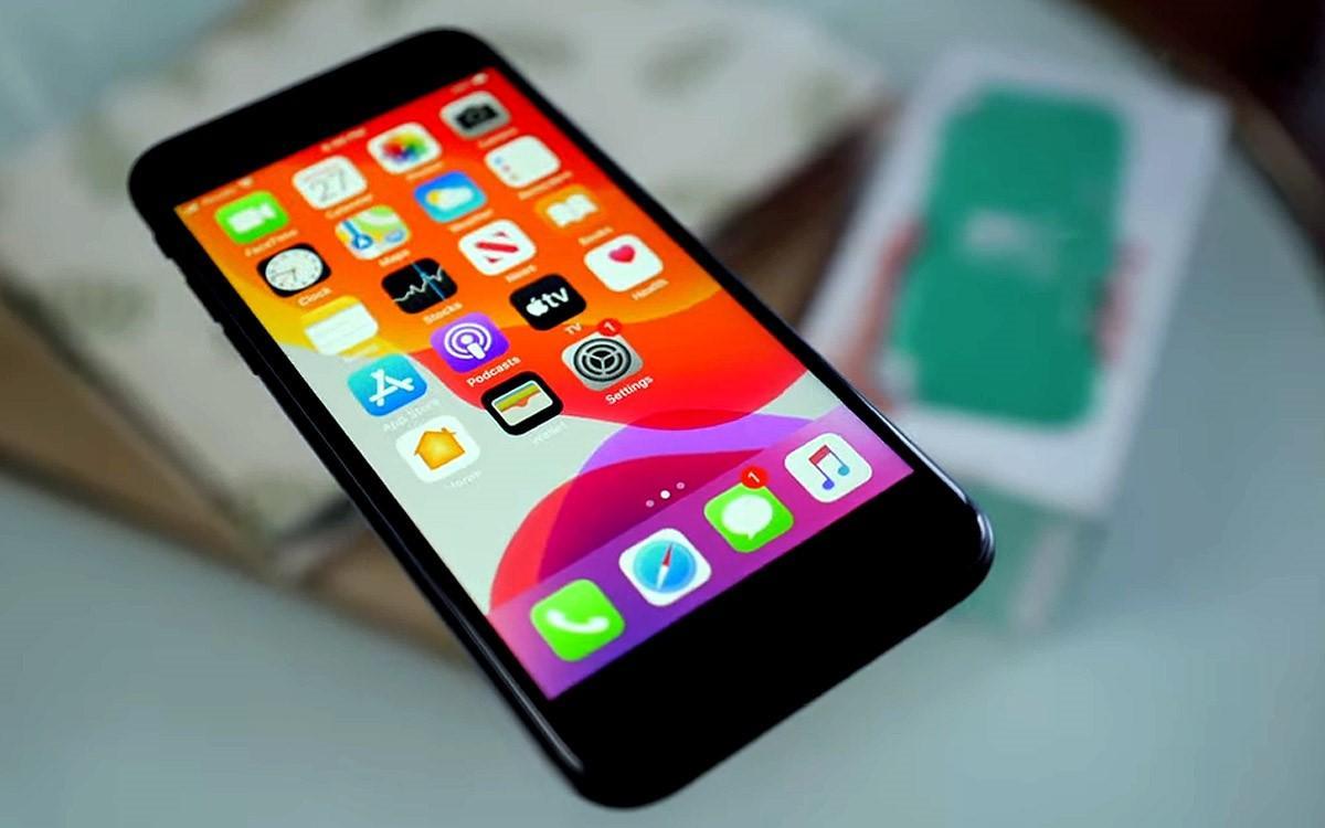 Что можно сказать о новом iPhone SE