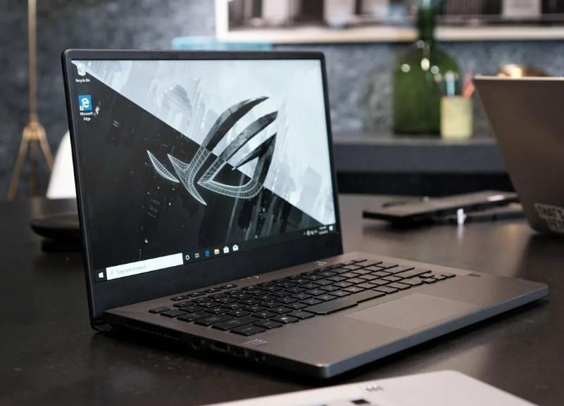 ASUS ROG Zephyrus G14: геймерский лэптоп с мощной «начинкой» и 14-дюймовым экраном