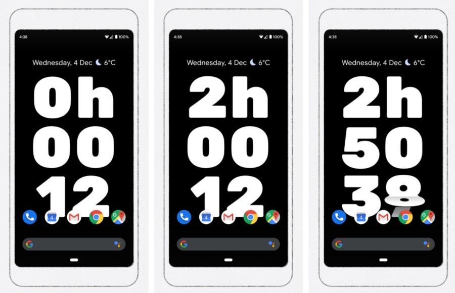 Конверт на телефон от Google: способ спастись от «залипания»