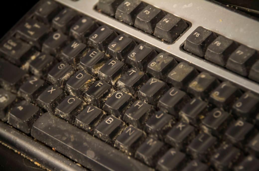 Почему не работает клавиатура, и как её починить