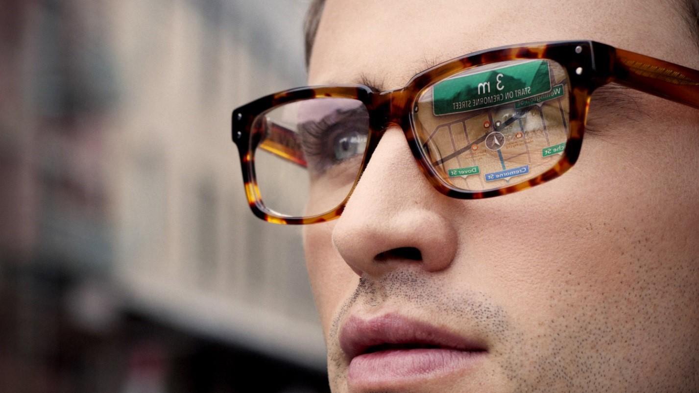 Как работают умные очки от Apple