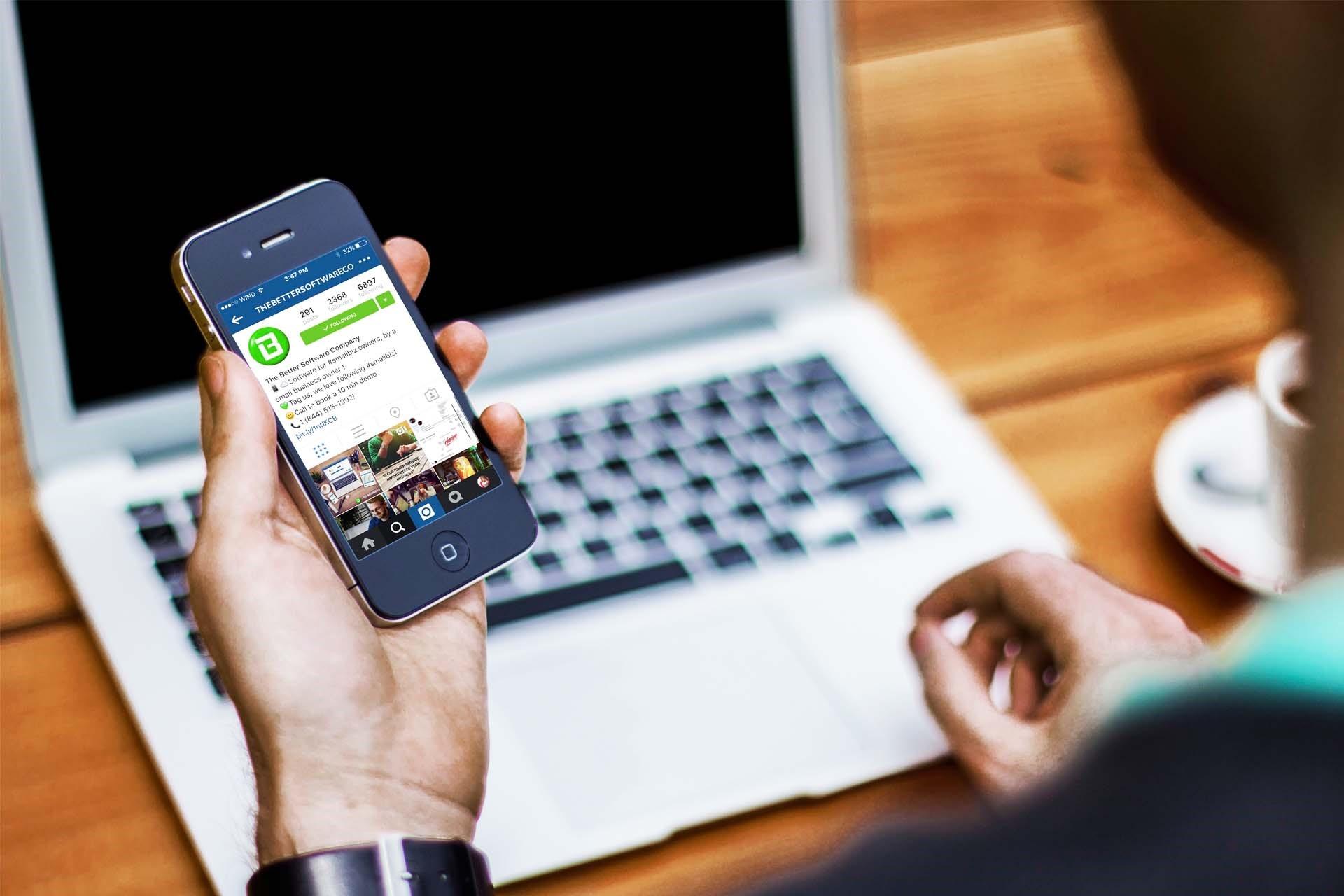 Инструкция по поиску аккаунтов в социальных сетях по номеру телефона