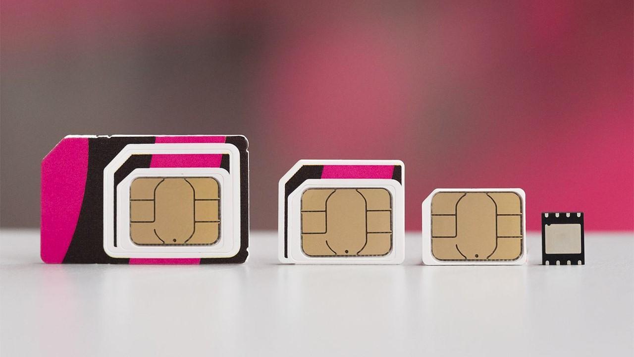 Для чего нужны встроенные SIM-карты