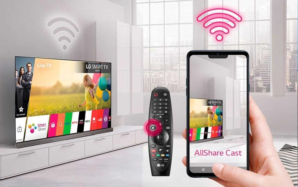 Рабочие способы соединения телефона с телевизором для просмотра фильмов