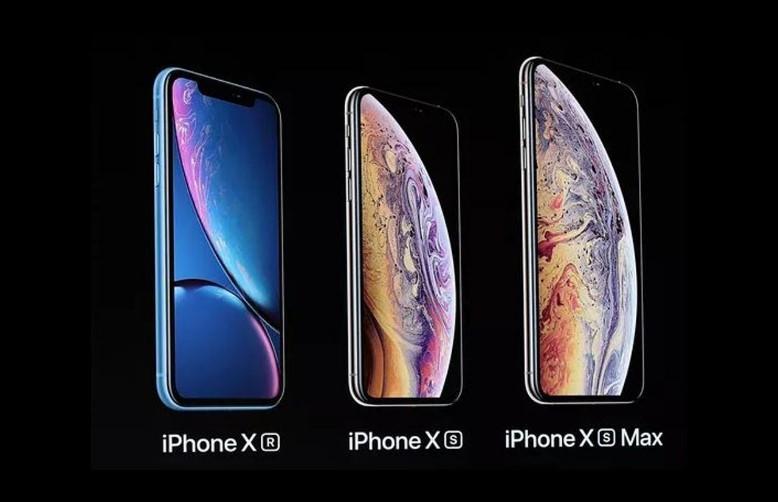 Сравнение Айфонов моделей XS, XS Max и XR