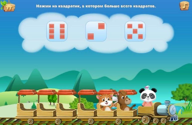 Развивающие приложения, помогающие дошкольникам быстро выучить цифры и буквы