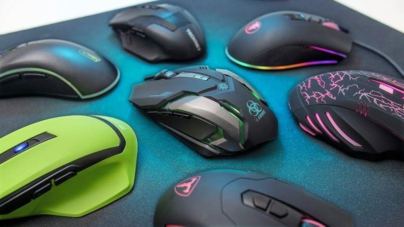 Популярные игровые мышки, которые стоит приобрести