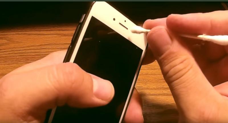 Что поможет очистить динамик мобильного устройства