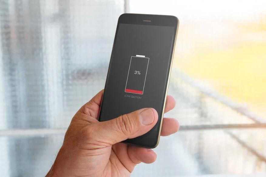 Почему смартфон быстро разряжается