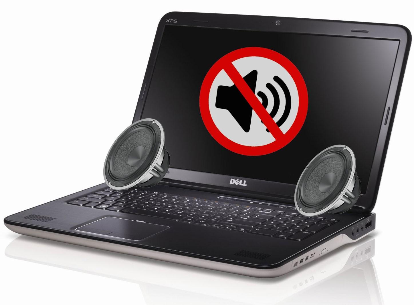 Как регулировать звук на ноутбуке
