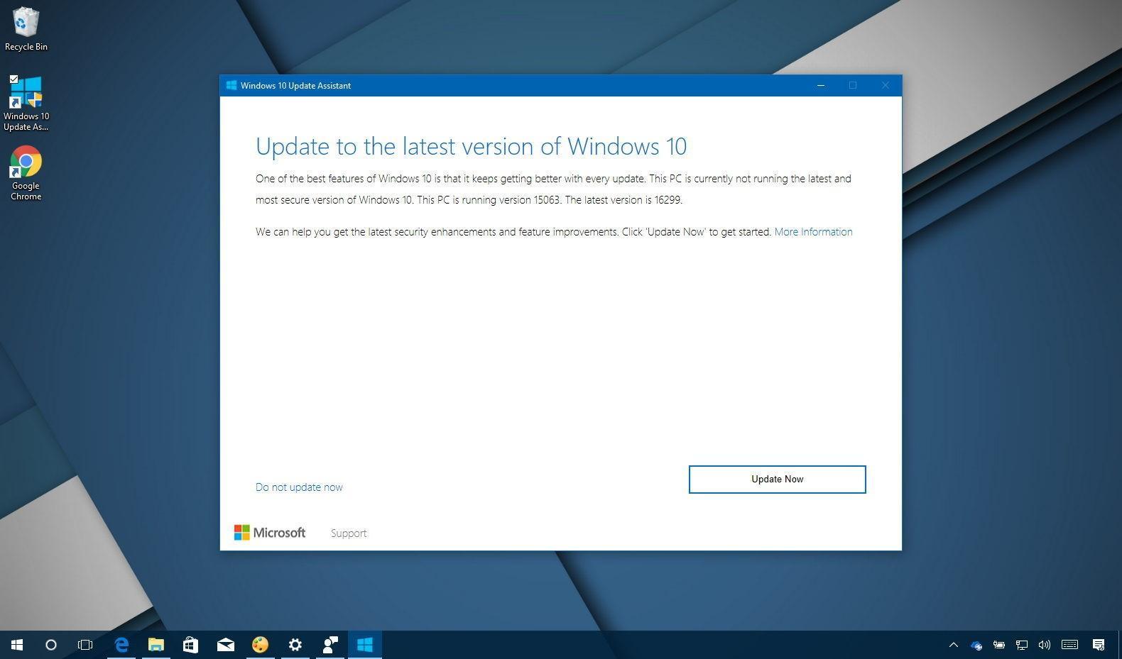 Что такое Windows 10 Update Assistant, и зачем он пытается произвести загрузку на компьютер