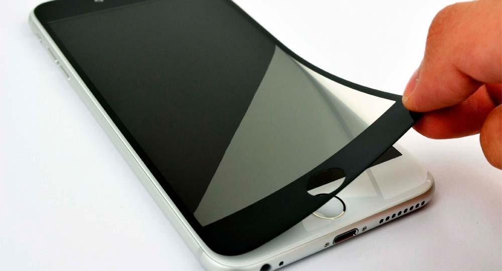 Как избавиться от воздуха под защитным стеклом смартфона