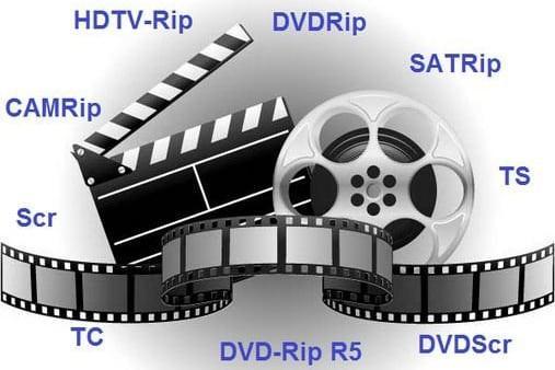Что означают разные форматы файлов с видео