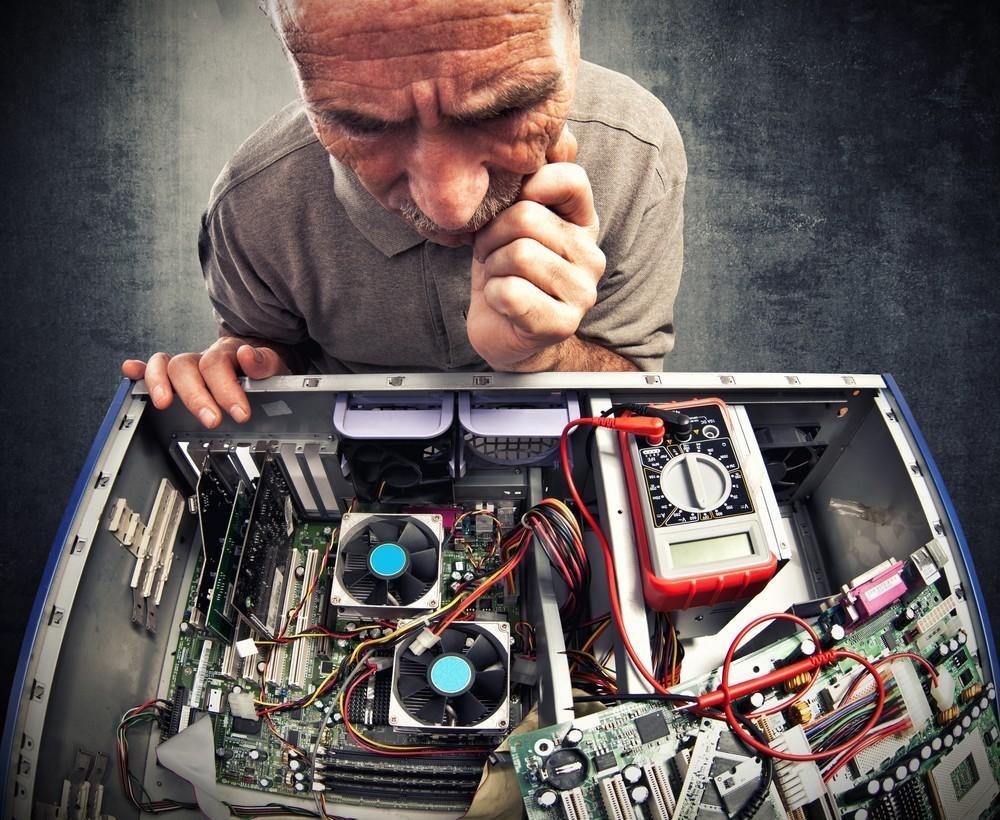 Что предпринять, если компьютер сначала включается, а потом сразу выключается