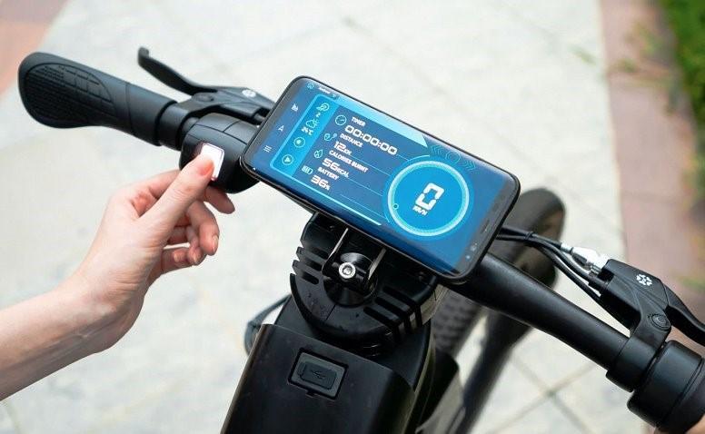 Транспорт будущего Reevo: основные характеристики электрического велосипеда