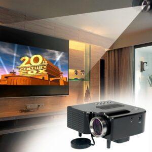 Волшебство большого экрана: четыре достоинства проектора