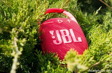 Портативная беспроводная колонка JBL CLIP 4
